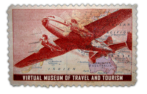 Virtual museum of travel and tourism
